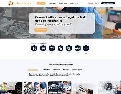Website | Mechanics