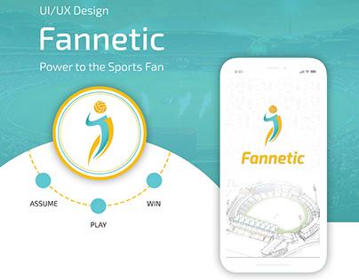 Fannetic - Sports Score App