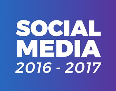Social Media 2016-2017