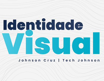 Identidade Visual e Landing Page   Tech Johnson