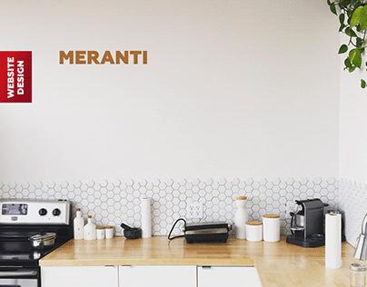 MERANTI website