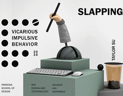 Slapping Hand