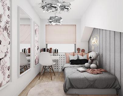 pokój dziewczynki / children's room