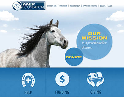 AAEP Foundation Website