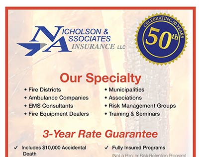 Nicholson & Associates Flyers