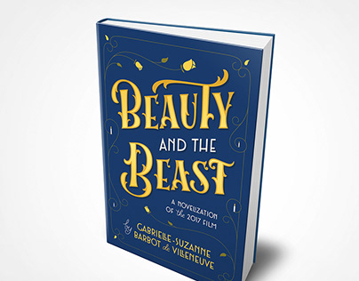 Beauty And The Beast: Book Cover