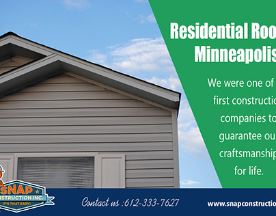 Roofing Contractor Minneapolis MN | snapconstruction.co