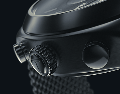 TISSOT PR 100 - Product Rendering