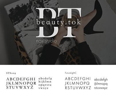 Logo for beauty studios