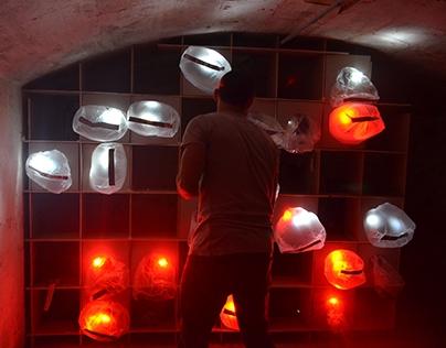 Interactive Inflatables // SACES workshop 2015