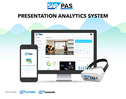 AI based Presentation Analytics System at SAP