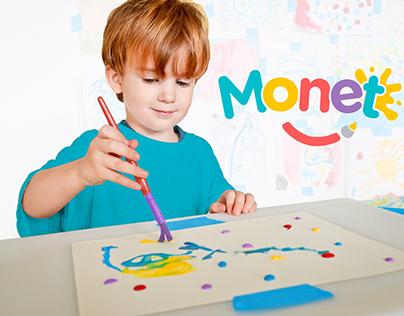 Monet - Painting School