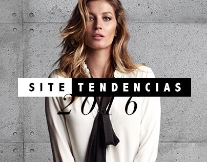 Site Tendencias 2016 Falabella