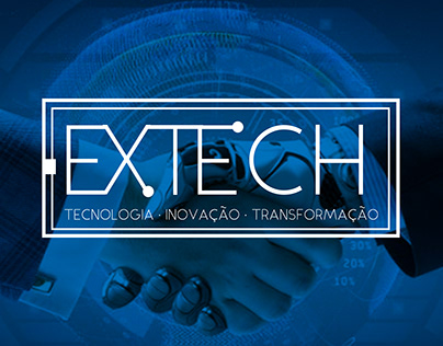 Logotipo para EXTECH - Grupo EXT