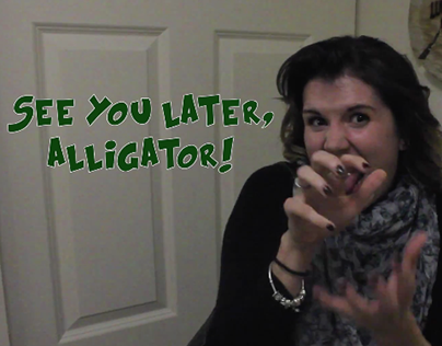 "See 'Ya Later, Alligator"" - Short Film"