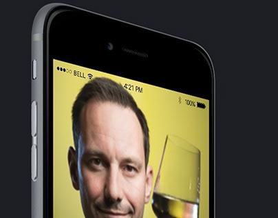 WineHouse WordPress Theme Phone
