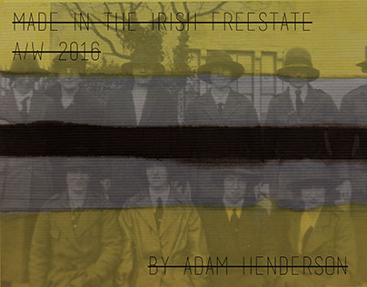 ADAM HENDERSON - DEGREE COLLECTION