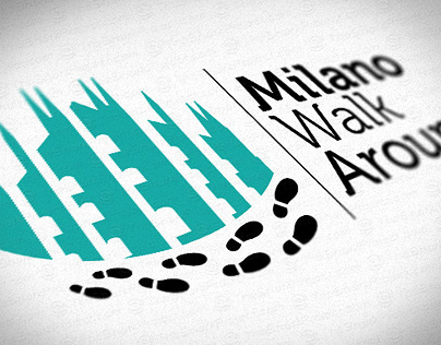 Milano Walk Around - logo design