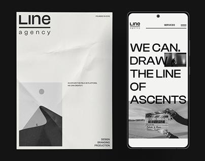 Line - digital agency