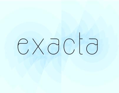 Exacta Font (Free Download)