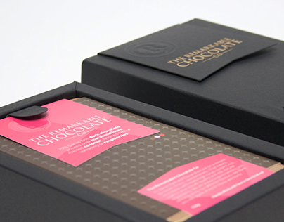 The Remarkable Chocolate Co - Gift Box Packaging