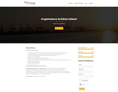 Website CostOptima