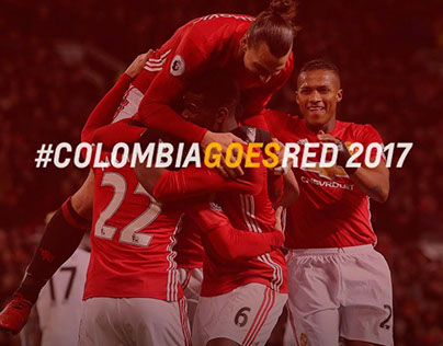 #ColombiaGoesRed