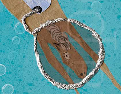 El corcel submarinista