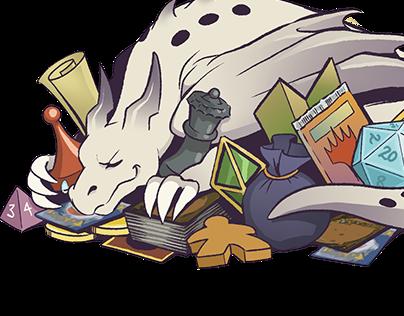 GameKnight [2021] Illustration & Logo design