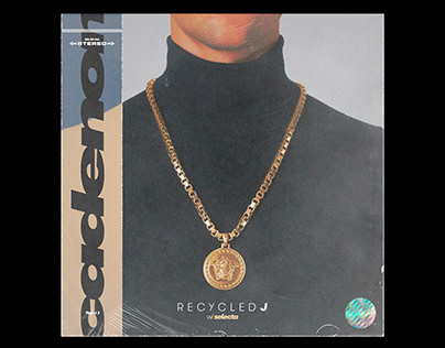SINGLE COVER ARTWORK RECYCLED J