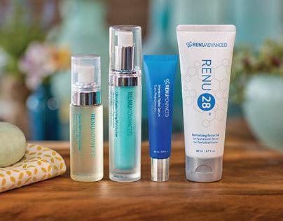 RENU Advanced Branding & Packaging