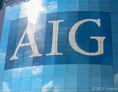 AIG BANK POLSKA SA HEADQUARTERS