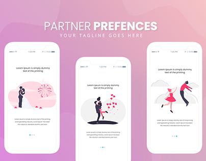 Partner Preference