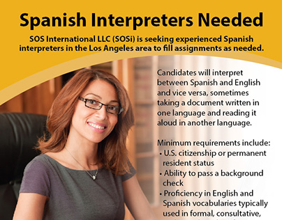 Interpreter Recruiting