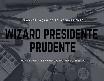 Planejamento - Wizard Presidente Prudente