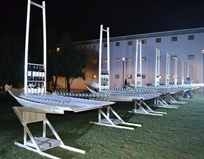 Mesas Banquete XIX Bienal de Arquitectura