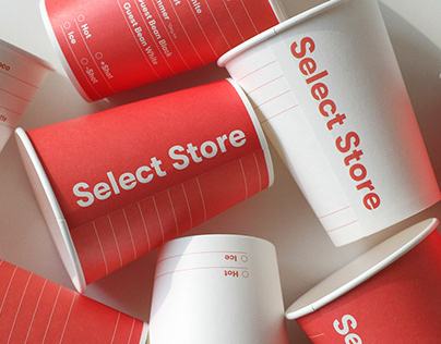 Select Store Brand eXperience Design & Interior Design