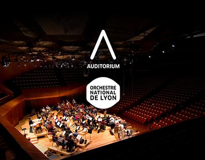 AO Auditorium de lyon