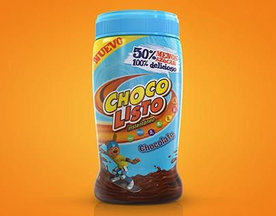 Nacional de Chocolates - Chocolisto