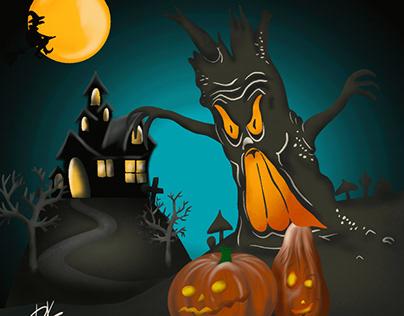 Boooo! Halloween
