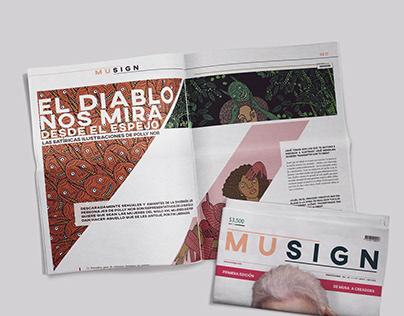 MUSIGN - Periódico Magazine