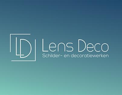 Huisstijl 'Lens Deco'
