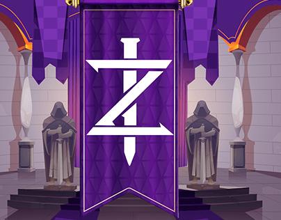 Z Logo Twitch Channel
