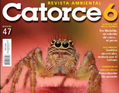 Revista Ambiental Catorce 6