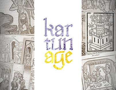 Kartun Age (Current subtitles for Medieval manuscripts)