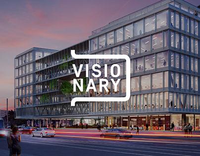 VISIONARY BY SKANSKA / BRAND