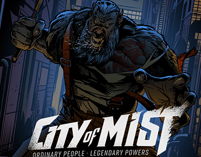 The City of Mist - Nights of Payne Town