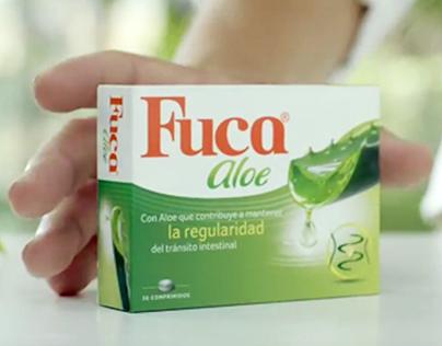 FUCA ALOE TV COMMERCIAL