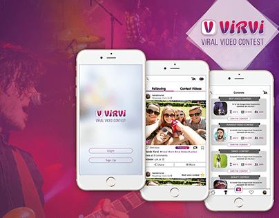 Video Contest App Development