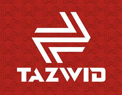 Tazwid - Brand identity